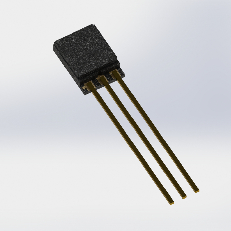 High Reliability Hall Effect Sensor Non-Latching Output